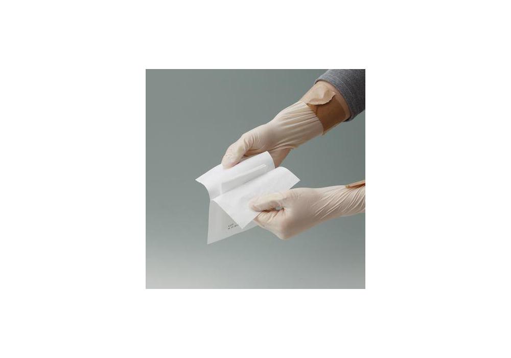 滅菌クリンスカット2 7.5cm×7.5cm 1枚×100袋入【一般医療機器】